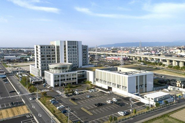 最高ランクに評価される、地域で唯一の病院