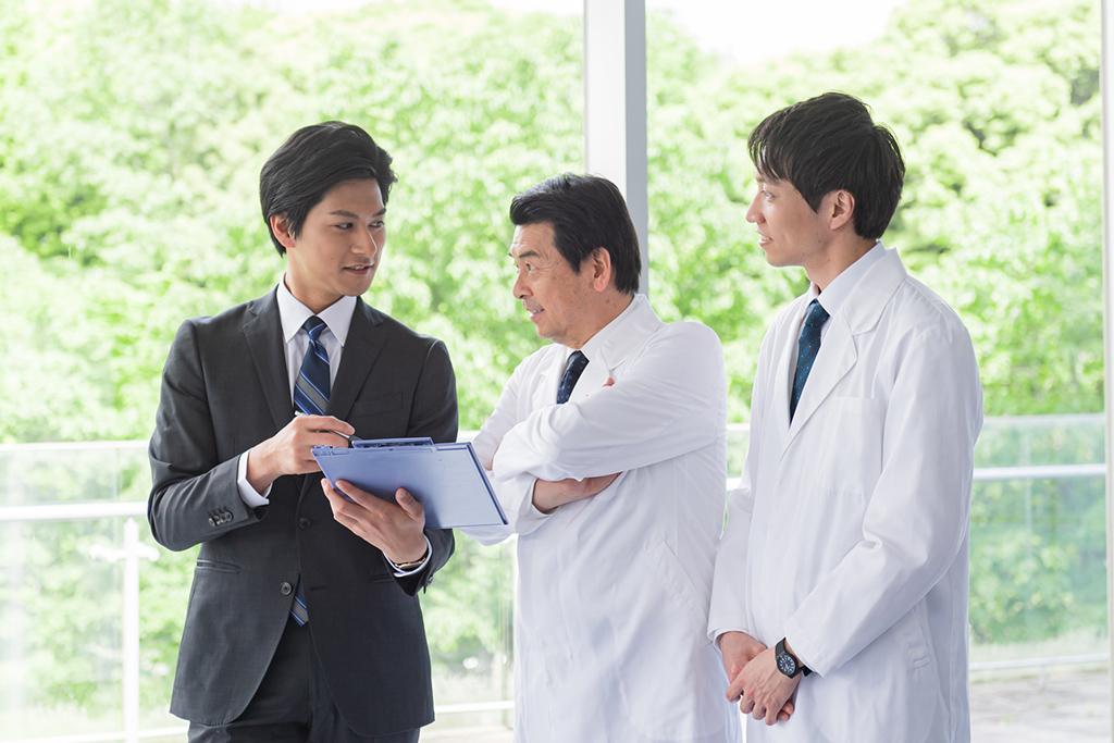 MRから薬剤師への転職について