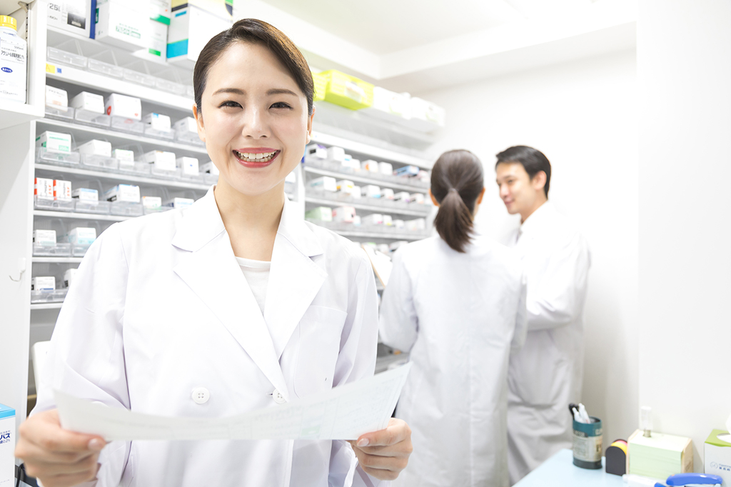 MRから薬剤師へ転職することで得られるメリットとは?