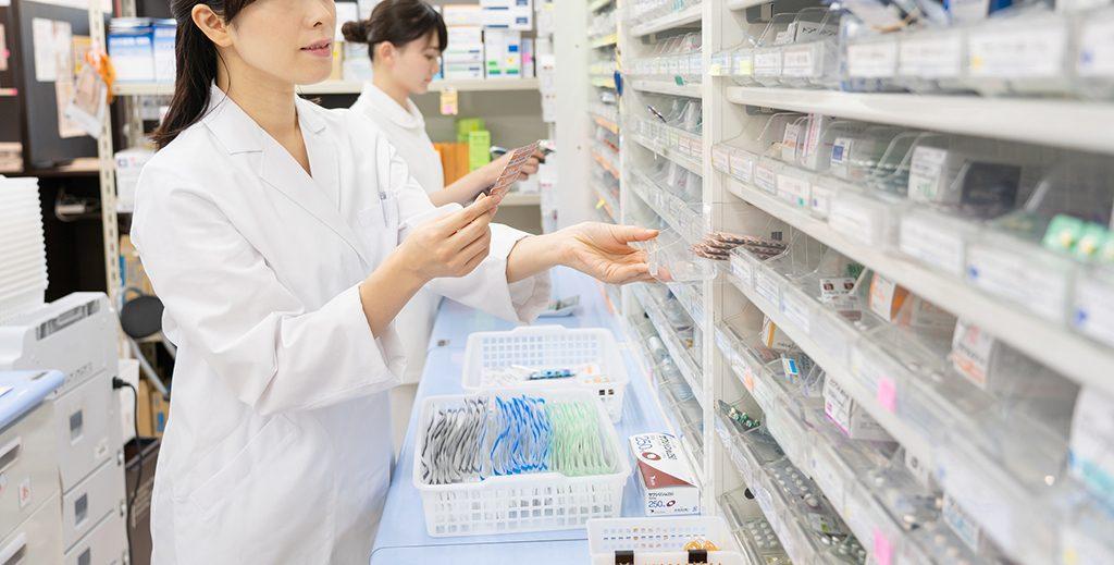 忙しすぎる薬局で働く薬剤師