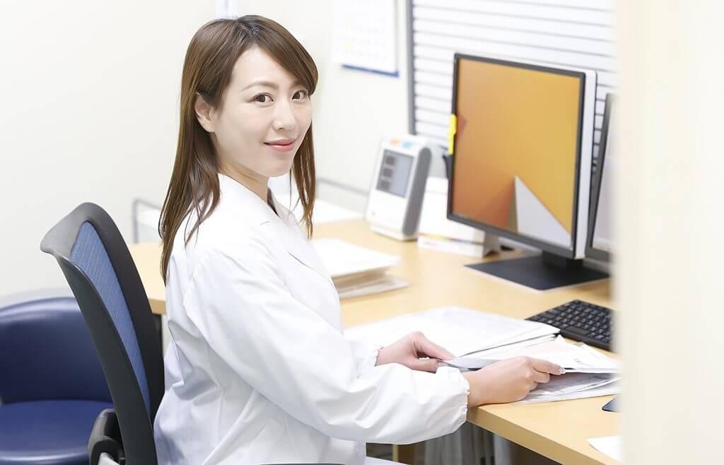 最先端の医療情報に触れる環境でキャリアアップを目指す