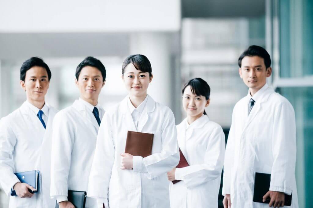 薬剤師歓迎の職種